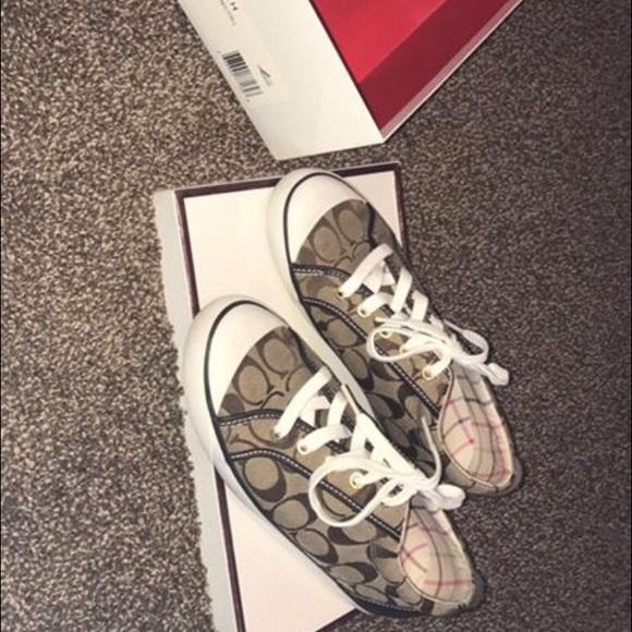 Coach Shoes - Coach shoes